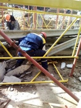 обрушение, завалы, люди|Фото: 66.mchs.gov.ru