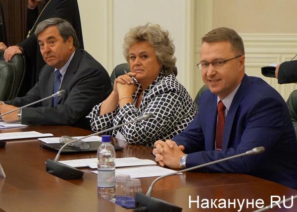 совет при полпредстве, Татьяна Николаева|Фото: Накануне.RU