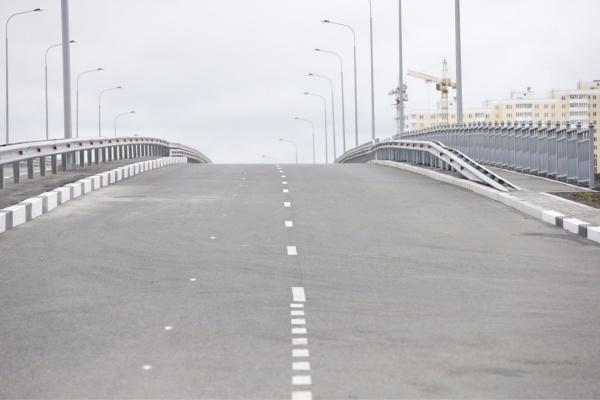 путепровод в Верхней Пышме, открытие путепровода, дорога|Фото: Департамент информационной политики губернатора