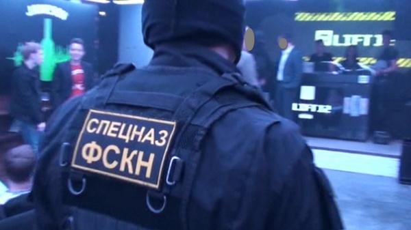 проверка клубов, клуб, спецназ, наркополиция, силовик, ФСКН|Фото: УФСКН России по Свердловской области