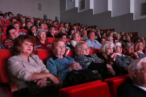 День пенсионера|Фото: Департамент информационной политики губернатора