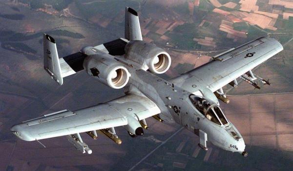 А-10, штурмовик, самолет, США|Фото: