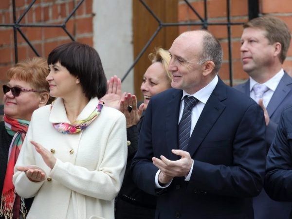 Павлова, Дубровский|Фото: пресс-служба губернатора