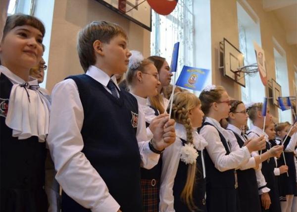 гимназия №9, 1 сентября, дети|Фото: midural.ru