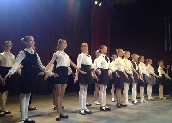 хореографический колледж, 1 сентября|Фото: Департамент информационной политики губернатора области