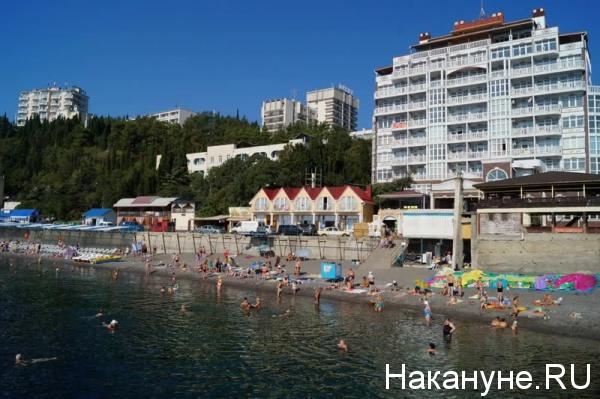 Алушта, Крым, отдых, отпуск, пляж, Черное море|Фото: Накануне.RU