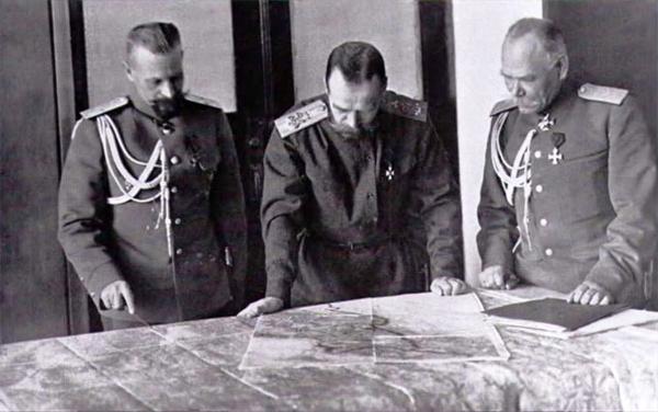 Николай II, первая мировая война|Фото: yandex.ru
