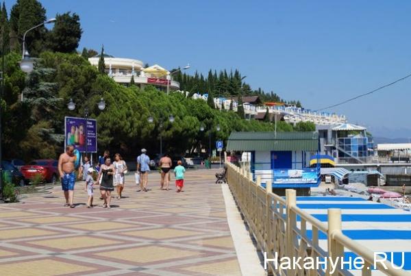 Крым, отдых, отпуск, Южный берег Крыма, ЮБК|Фото: Накануне.RU