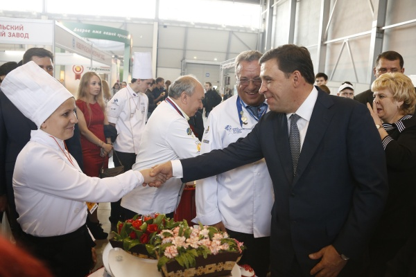 Евгений Куйвашев, агрофорум|Фото: Департамент информационной политики губернатора