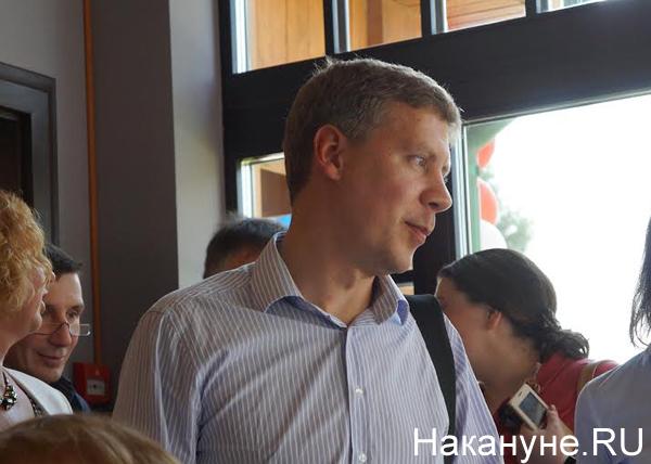 Дом журналистов, Денис Болихов|Фото: Накануне.RU