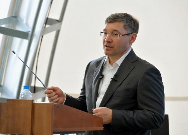 Тобольск, конференция, Владимир Якушев|Фото: правительство Тюменской области
