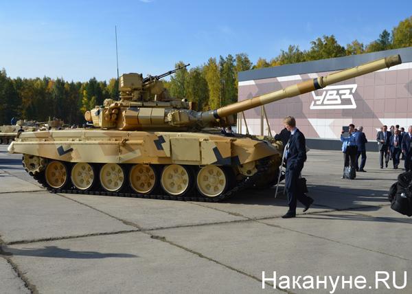 RAE-2015, Т-72|Фото: Накануне.RU