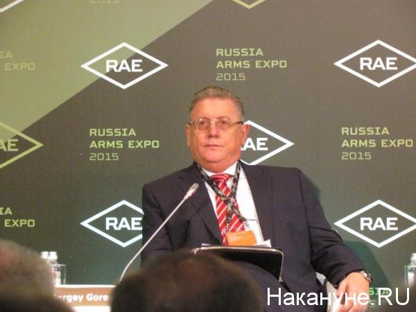 Заместитель руководителя Рособоронэкспорта Сергей Гореславский|Фото: Накануне.RU