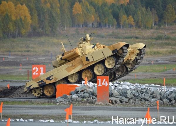 RAE Russia Arms Expo 2015, Т-90С|Фото: Накануне.RU