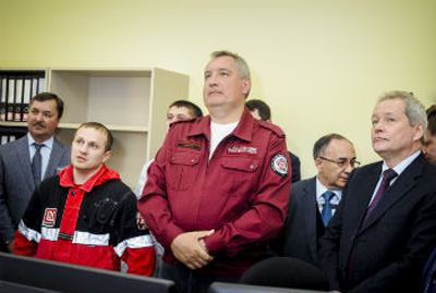 Дмитрий Рогозин, Виктор Басаргин|Фото: perm.ru