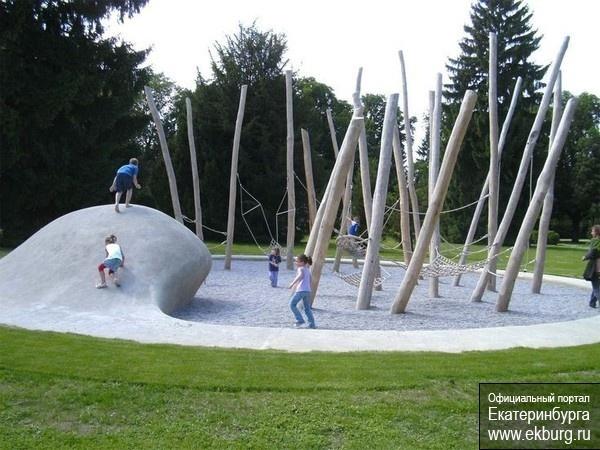проект Екатерининского парка №2|Фото: Администрация Екатеринбурга