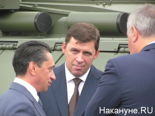 Сиенко, Куйвашев|Фото: Накануне.RU