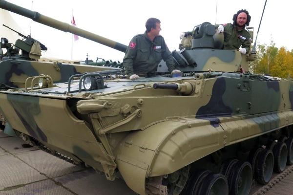 Russia Arms Expo 2015 танк техника|Фото: пресс-служба губернатора Курганской области