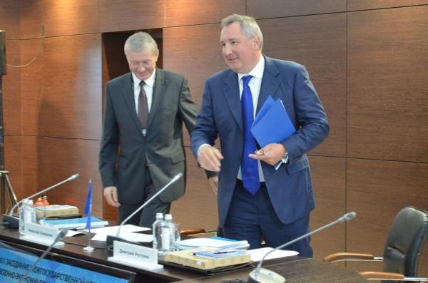 ОДКБ, RAE, Рогозин|Фото: Департамент информационной политики губернатора