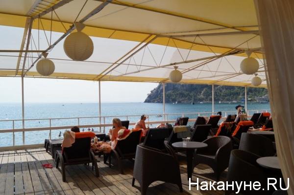 Крым, отдых, отпуск, кафе|Фото: Накануне.RU