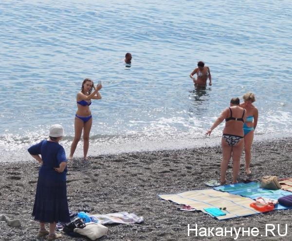 Крым, отдых, отпуск, Черное море, селфи|Фото: Накануне.RU