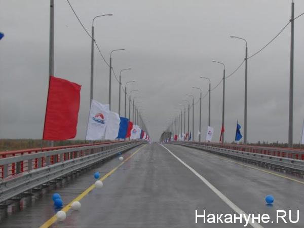 Надымский мост, открытие|Фото: Накануне.RU