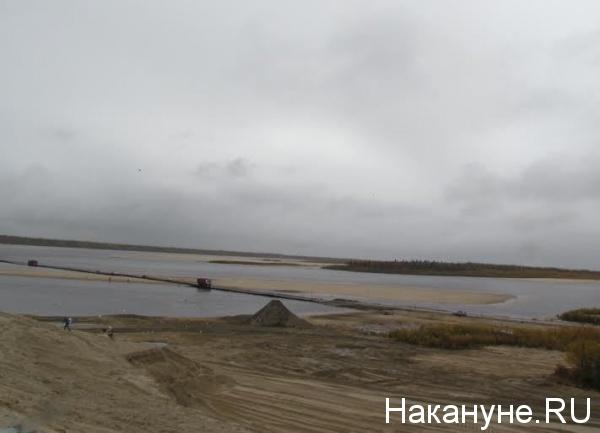 Надым, река|Фото: Накануне.RU