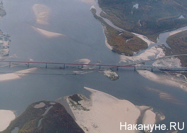 река надым мост|Фото: Накануне.ru