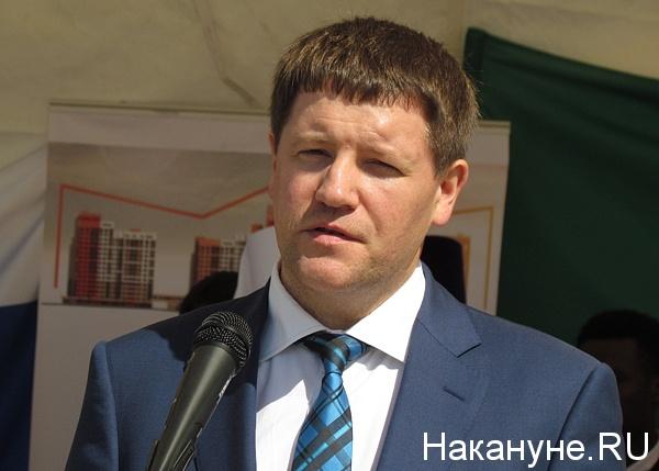 бидонько сергей юрьевич министр строительства Свердловской области|Фото: Накануне.ru