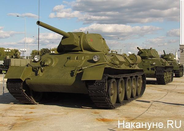 танк т-34|Фото: Накануне.ru