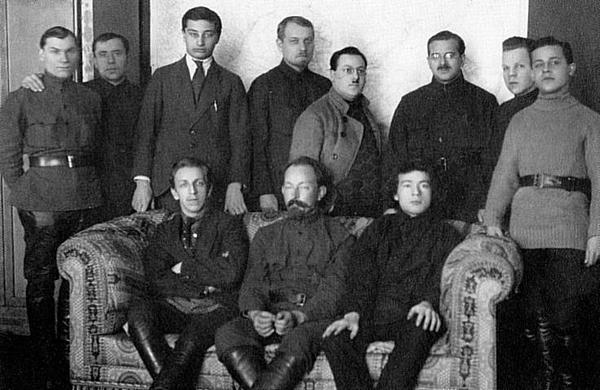 ВЧК, Дзержинский, СССР, Гражданская война, Октябрьская революция, ЧК|Фото: userbytes.com