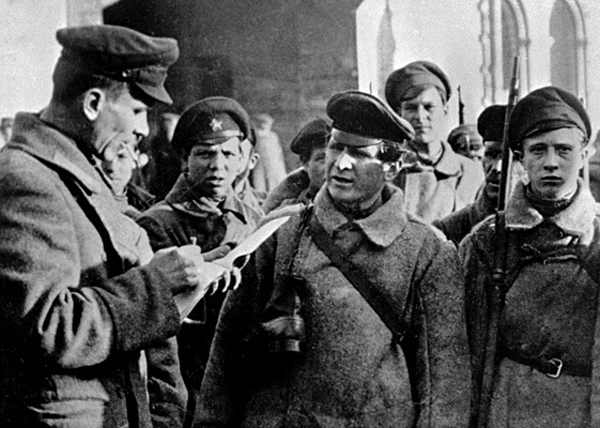 ВЧК, Дзержинский, СССР, Гражданская война, Октябрьская революция, ЧК|Фото: gorodskoyportal.ru