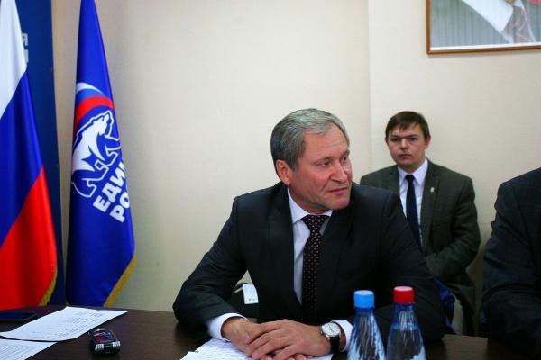 Алексей Кокорин губернатор Курганской области|Фото: пресс-служба губернатора Курганской области