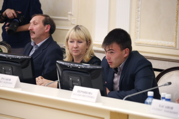 встреча Евгения Куйвашева с депутатами|Фото: Департамент информационной политики губернатора