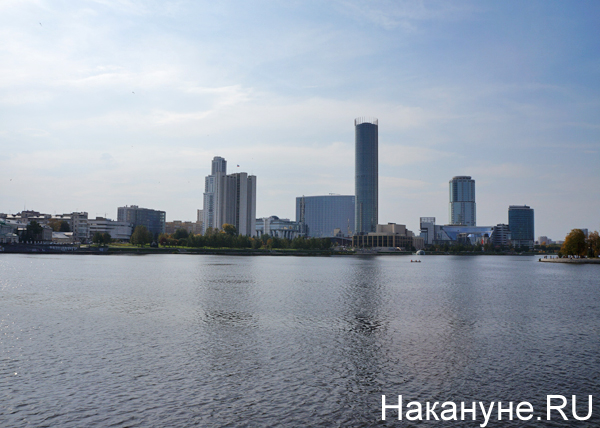 Екатеринбург, плотинка, Исеть|Фото: Накануне.RU