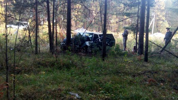 ДТП, автомобильная авария, Алапаевск|Фото: ГУ МВД по Свердловской области