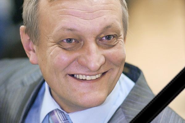 Борис Еловиков|Фото: управление культуры администрации Екатеринбурга