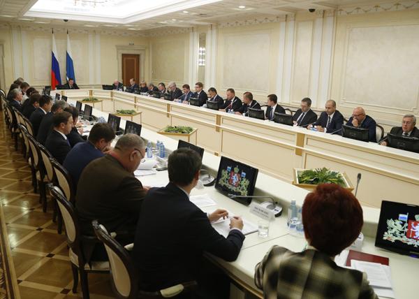 президиум титановой долины, заседание|Фото: Департамент информационной политики губернатора