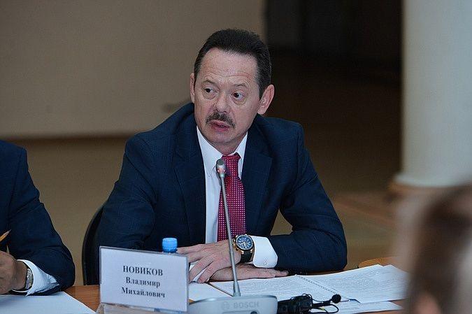 Владимир Новиков, мэр Артема |Фото: Комсомольская правда
