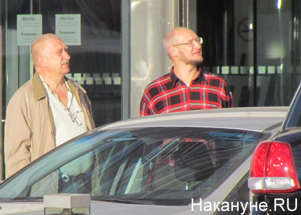 Хайят, автомобиль дипмиссии|Фото: Накануне.RU
