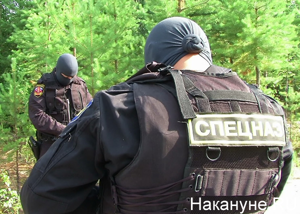 Учения в Нефтеюганске|Фото: Накануне.RU