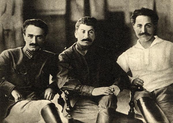 Орджоникидзе, Cталин|Фото: wikipedia.org
