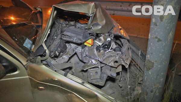 "ДТП, Восточная-Ткачей, авария|Фото: служба спасения ""СОВА"""