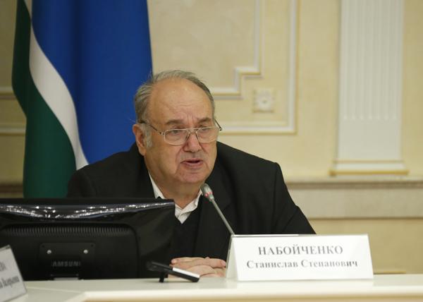 Станислав Набойченко, заседание общественной палаты |Фото: Департамент информационной политики губернатора