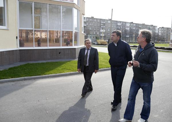 Куйвашев, рефтинская ГРЭС Фото: Департамент информационной политики губернатора