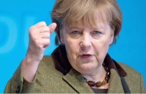 Ангела Меркель(2015)|Фото: