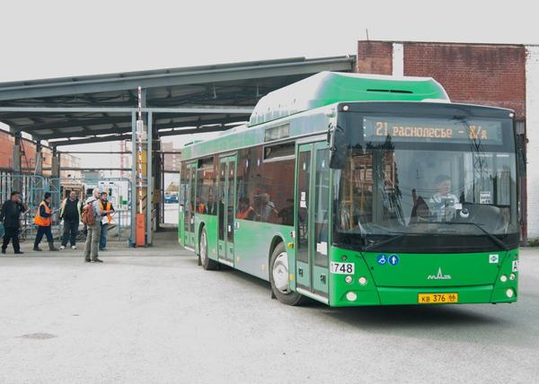 новые автобусы, Екатеринбург|Фото: ekburg.ru