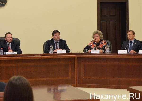 Совет главных редакторов, полпредство, СМИ|Фото: Накануне.RU