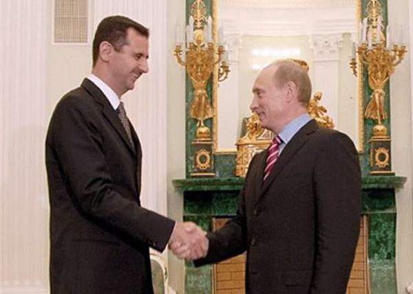 Путин, Асад|Фото: joinfo.ua