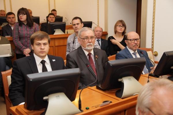 Курганская областная дума шестого созыва заседание|Фото: oblduma.kurgan.ru